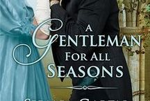 A Gentleman for All Seasons: The Summer of Wine and Scandal / Anthology with Vanessa Kelly, Kate Noble, and Theresa Romain (Nov. 2015) / by Shana Galen
