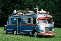 Camper / Vintage Camping & Roadtriping / by Sandra Alberti