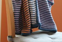 Knitted loveliness - blankets