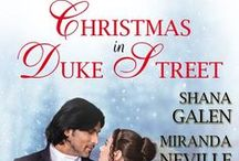 Christmas in Duke Street / Anthology with Grace Burrowes, Carolyn Jewel, and Miranda Neville / by Shana Galen