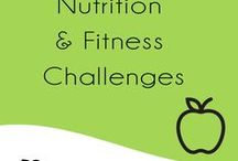 Nutrition & Fitness Challenges / Fun Free Nutrition & Fitness Challenges From Registered Dietitians and Health Professionals.