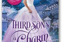 Third Son's a Charm / On sale November 7.  Pre-order now! First book in The Survivors series