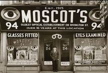 Vintage / Everything Vintage. Everything historical.  / by MOSCOT