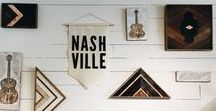 Music City Marketplace / The Music City Marketplace offers a curated selection of locally-made gifts, home goods, and accessories for an authentic take on the creative culture that defines Nashville. Shop from many local favorites such as ABLE, Ceri Hoover, Colonel Littleton, Handmade Studio TN, and more.