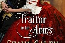 Traitor in Her Arms / First in The Scarlet Chronicles,  on sale August 22, 2017
