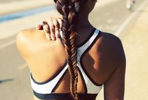 Workout Hairstyles