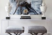 Home Decor Ideas / by Amanda Cuney-López