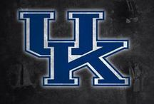 BIG BLUE NATION / #1 ranked Kentucky!!!! / by Bek