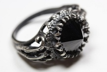 Jewelry / Jewelry ♥  / by ☽☠☾Francesca☽☠☾