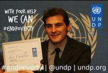UNDP Goodwill Ambassadors
