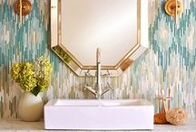 Bath Design / by Carmen @ the Decorating Diva