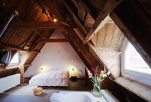 attic / by Hilary B