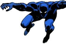 Black Panther / Check out more classic comic book goodness at www.longboxgraveyard.com