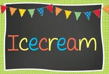 Ice Cream & Sorbet / by Tania MacCarthy