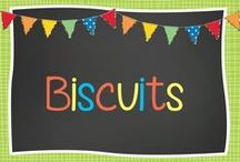 Biscuits / by Tania MacCarthy