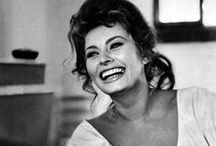 Style Icons | Inspired by Personal Style / Jacqueline Kennedy Onassis, Audrey Hepburn, Sophia Loren, Coco Chanel, and other women that inspire my personal style.