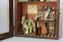 Art Trays & Shadow Boxes