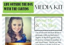 Life Outside The Box / Recipes, DIY projects, Home Decor & everything crafty!