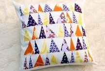 Sewing / by Karin Jordan {Leigh Laurel Studios}