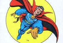 Doctor Strange / Earth's Sorcerer Supreme! From Marvel Comics. Check out more classic comic book goodness at www.longboxgraveyard.com