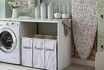 Home: The Laundry Room / by Fabiana Gauto