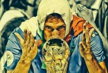 FIFA World Cup 2014 Brazil / by Glubbs