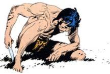 Tarzan / Edgar Rice Burroughs' immortal jungle hero. Visit www.LongboxGraveyard.com for more high adventure!