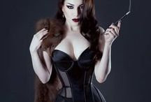 Clessidra Corsetry / By Julia Bremble / by Julia Bremble