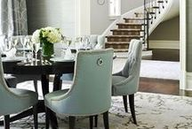 Dining Style | Elegance and Grace / by Carmen @ The Decorating Diva, LLC