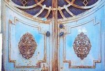 Doors to my Heart | Architectural Elements / by Carmen @ the Decorating Diva