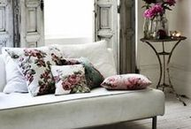 Living Room | Heart of the Home / by Carmen @ the Decorating Diva