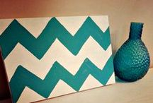 DIY & Crafts / Easy diy & craft projects for around the home.