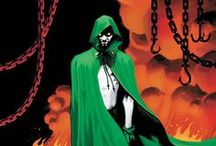 The Spectre / The Avenging Spirit! From DC Comics. Check out more classic comic book goodness at www.longboxgraveyard.com