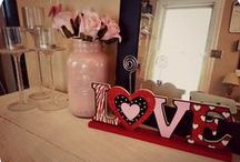 Valentine's Day♥ / valentines day decor