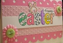 Easter Cards / card making