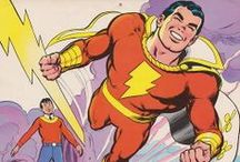 Shazam! / By any other name ... the ORIGINAL Captain Marvel! From Fawcett & DC Comics. Check out more classic comic book goodness at www.longboxgraveyard.com