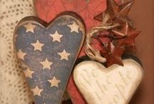 Stars and Stripes / We are an all American company who loves our country. Here are some pictures that help capture our love for America the beautiful.