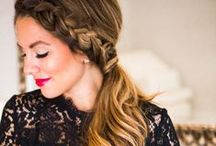 Hair How-To's / Hair tutorials to help you styles like a PRO!