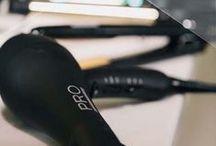 PRO Beauty Tools: Dryer + Straightener's / PRO Beauty Tools hair dryer's and straighteners.