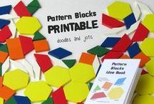 Early Math Activities / math activities for toddlers, preschoolers and early elementary