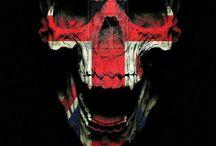 Skulls / by David Jaekel