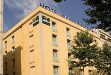 abba Rambla Hotel*** - Hotel in Barcelona / 49 Rooms. Modern and contemporary decor. Cosy ambience. Coffee bar and Car Park. Located in a recently built Avenue, parallel to 'Las Ramblas'. In teh historical city heart, at the same level of the 'Liceu' opera theatre.