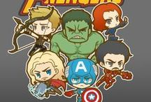 Avengers / by Sean Lim