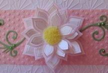 flowers / gumpaste flowers / by Debbie Green (Cakes By Deb)