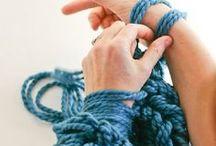 Fiber Fun / Knitting, crocheting, fiber artists, crafty style, DIY, crafts, art, handmade toys, home decor and more.
