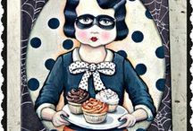 Monster Mash Treats / by Bette Williams
