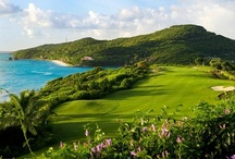 Golf -- All things golf! / The best PGA and LPGA players -- present and past.  Outstanding golf courses and golf resorts.  / by Barbara of RM
