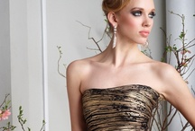 Gold Dresses / by Dress Empire