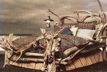 Drift Away / Driftwood items and art ideas / by DJ Loverock