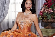 Quinceañera Dresses / Quinceañeras are the perfect excuse to dress like a princess and get whatever you want. Designers Tiffany, Mariposa, Vizcaya and Alyce  know just what girls like. / by Dress Empire